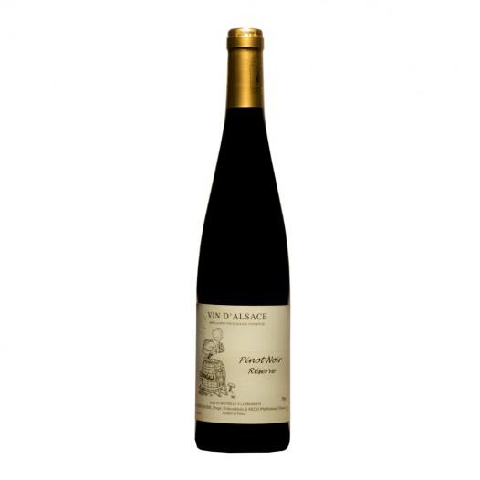 Pinot Noir Réserve 2015