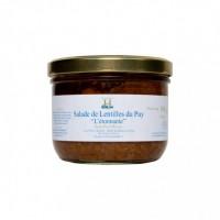 Salade de Lentilles du Puy