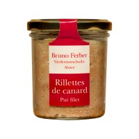 Rillettes de Canard Pur Filet
