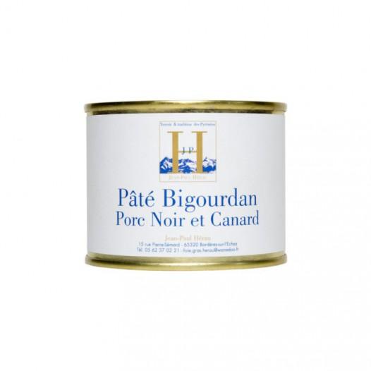 Pâté Bigourdan Porc Noir et Canard