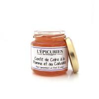 Confit de Cidre à la Pomme et au Calvados