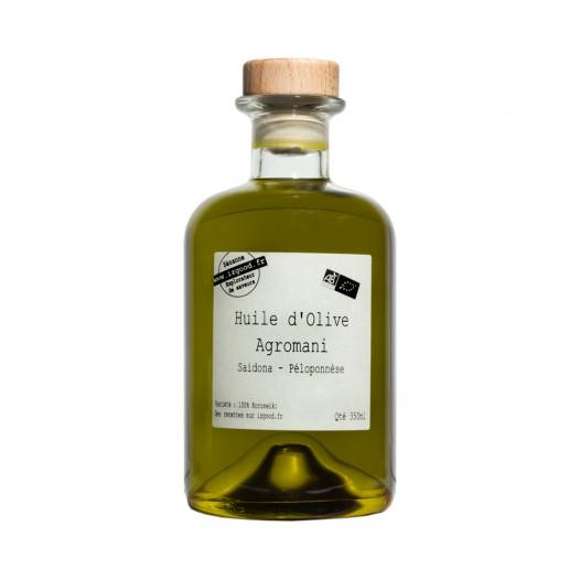 Huile d'Olive Agromani Bio