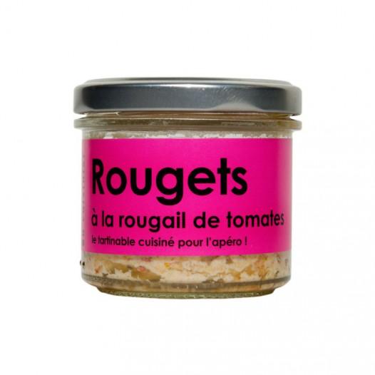 rougets à la rougail de tomate