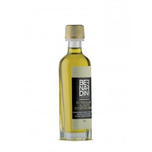 Huile d'Olive parfumée à la Truffe Noire