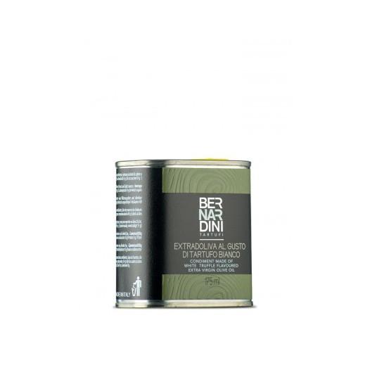 Huile d'Olive parfumée à la Truffe Blanche 175ml