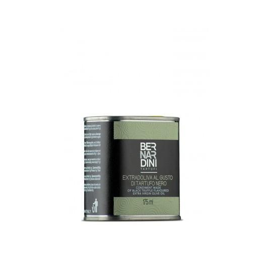 Huile d'Olive parfumée à la Truffe Noire 175ml