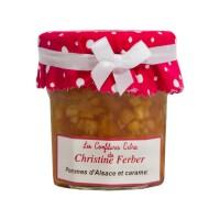 Confiture Pommes d'Alsace et Caramel