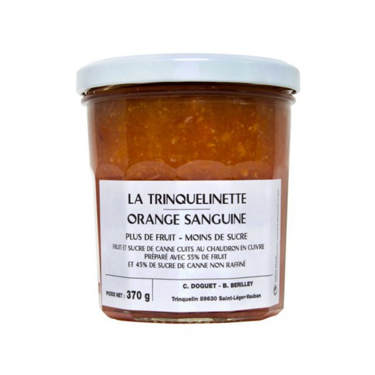 Confiture d'Orange Sanguine