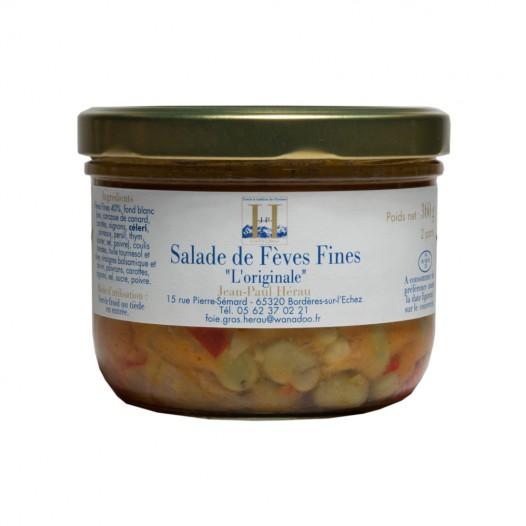 Salade de Fèves Fines