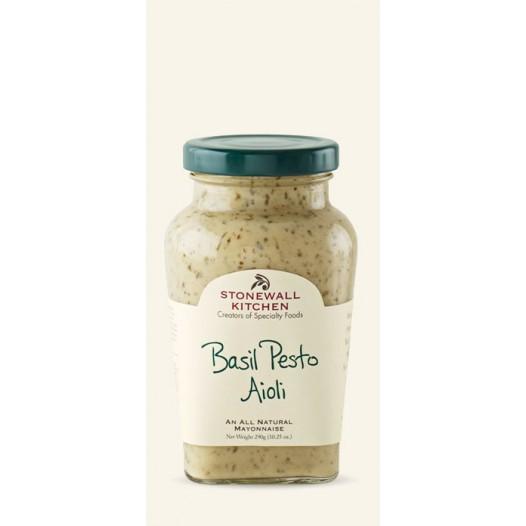 Aïoli Basilic Pesto