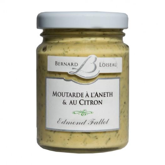 Moutarde à l'Aneth et au Citron