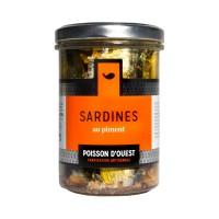 Sardines au Piment