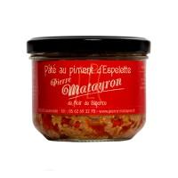 Pâté Porc Noir de Bigorre au Piment d'Espelette