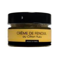 Crème de Fenouil au Citron Yuzu