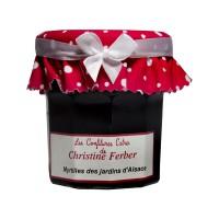 Confiture Myrtilles des Jardins d'Alsace