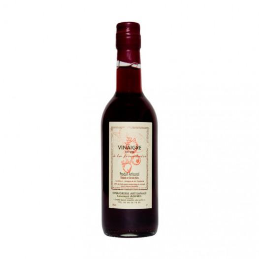 Vinaigre de Vin à la Framboise