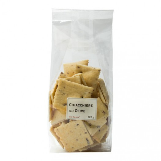 Crackers aux Olives