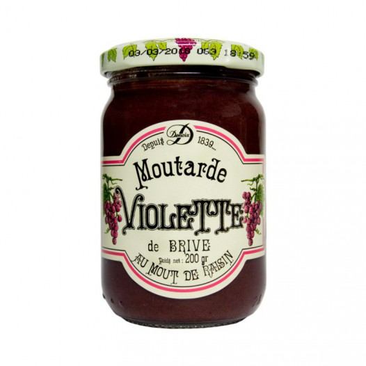Moutarde Violette de Brive