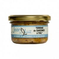 Terrine de Sardines à l'Ail Bio