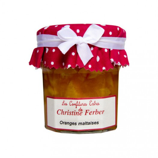 Confiture Oranges Maltaises