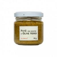 Crème d'Olives Vertes