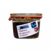 Chutney de Quetsche et Canelle
