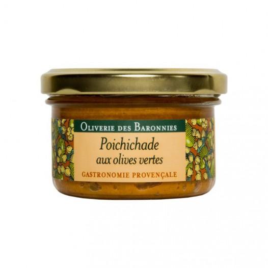 Poichichade aux Olives Vertes