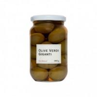 Olives Vertes Extra Grosses
