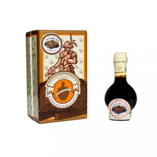 Vinaigre Balsamique de Modène Traditionnel Vecchio 12 ans