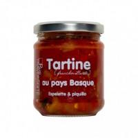 Tartine Pays Basque