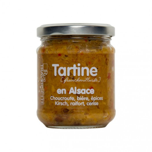 Tartine en Alsace