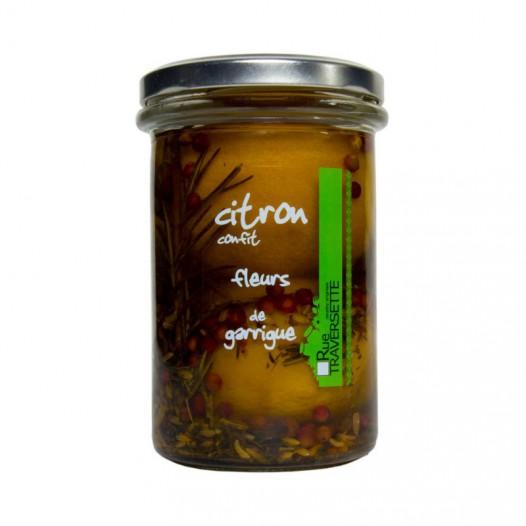 Citron Confit et Fleurs de Garrigue