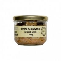 Terrine de Chevreuil aux Genievres