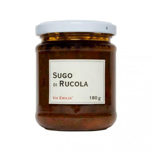 Sauce Tomate à la Roquette