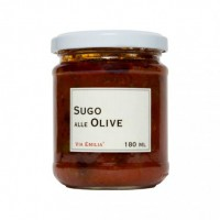 Sauce Tomate aux Olives