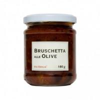 Sauce Bruschetta aux olives