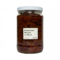 Tomates Séchées à l'Huile d'Olive 1,5Kg