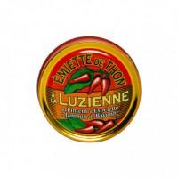 Émietté de Thon à la Luzienne - Piment d'Espelette et Jambon de Bayonne