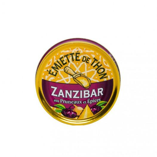 Émietté de Thon Zanzibar