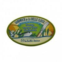 Sandwich de la Belle-Iloise - Harengs, Asperges Vertes et Mimolette