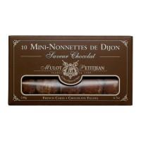 Mini-Nonettes de Dijon Saveur Chocolat
