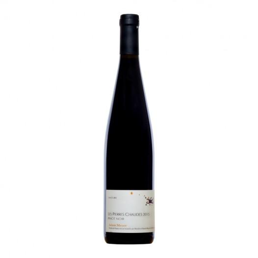 Pinot Noir 2017 Les Pierres Chaudes