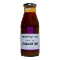 Soupe de Langoustine
