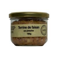 Terrine de Faisan aux Pistaches (200g)