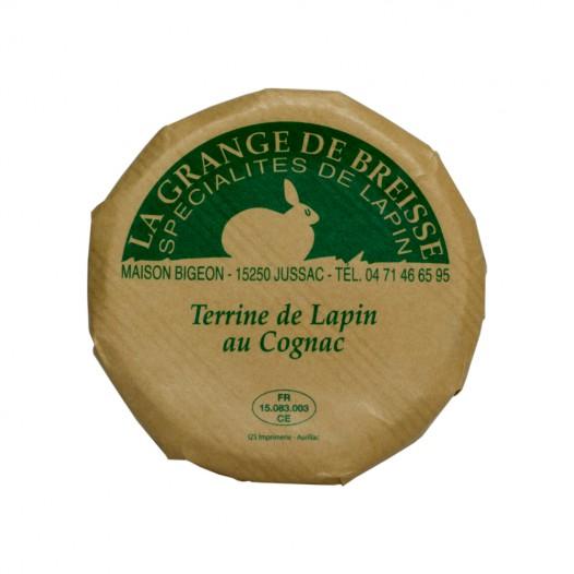 Terrine de Lapin au Cognac