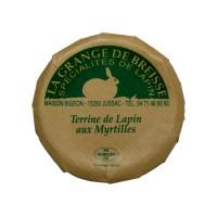 Terrine de Lapin aux Myrtilles