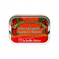 Sardines à la Luzienne