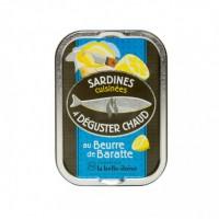 Sardines Cuisinées à déguster chaud Tomate et Pistou