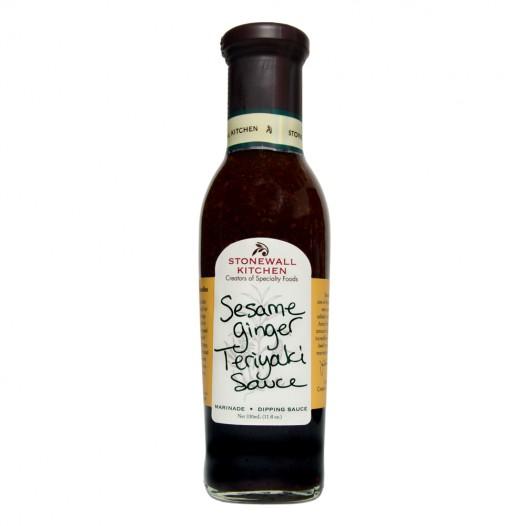 Sauce Sésame Ginger Teriyaki
