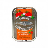Sardines Cuisinées à déguster chaud Beurre de Baratte